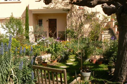 le-jardin-au-printemps